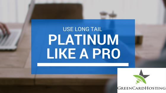 long tail platinum discount code 2016 2017