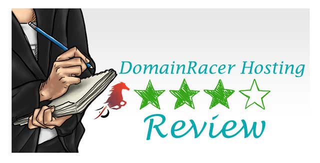 domainracer shared and reseller hosting review